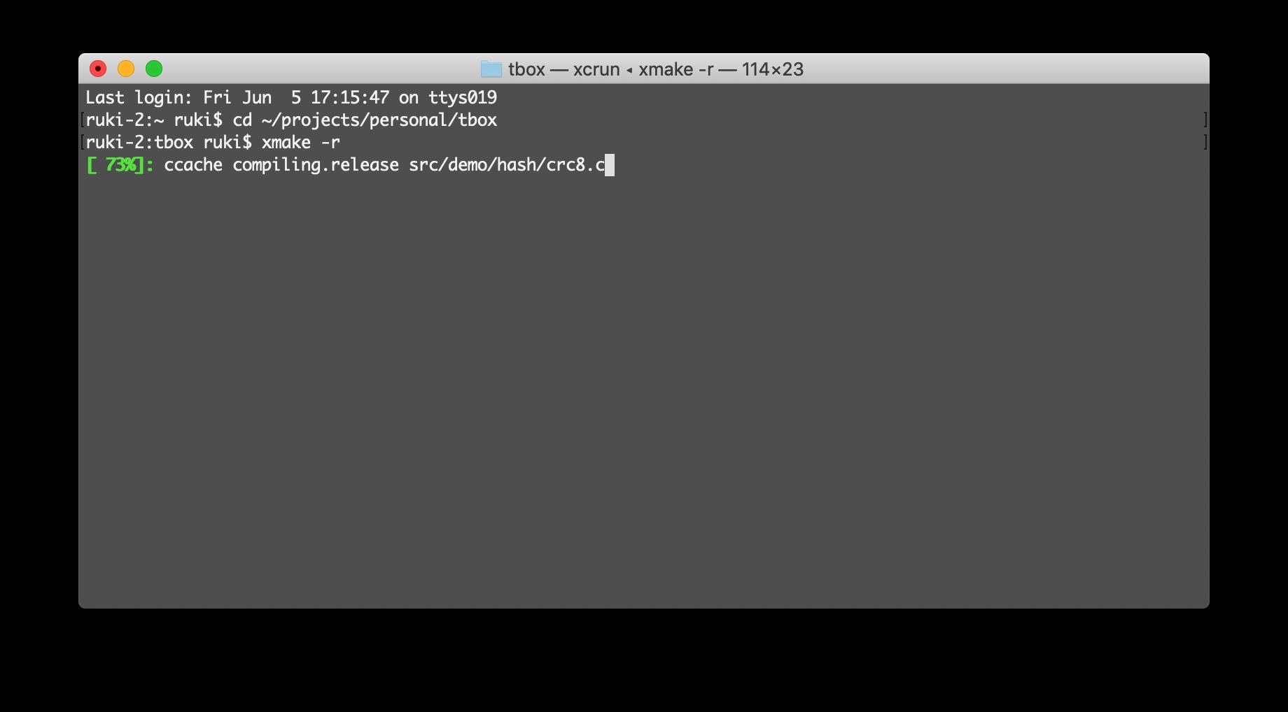 xmake v2.3.4 发布,更加完善的工具链支持